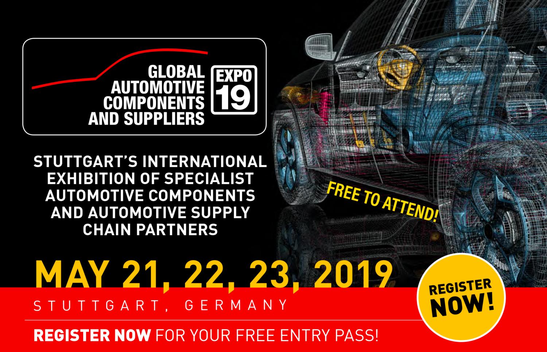 Expo Automotive Stoccardda 2019